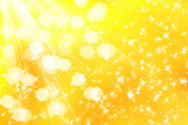 オレンジの光